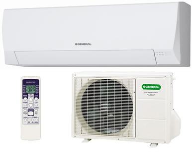Серия Eco Inverter ASHG12LLCA/AOHG12LLC
